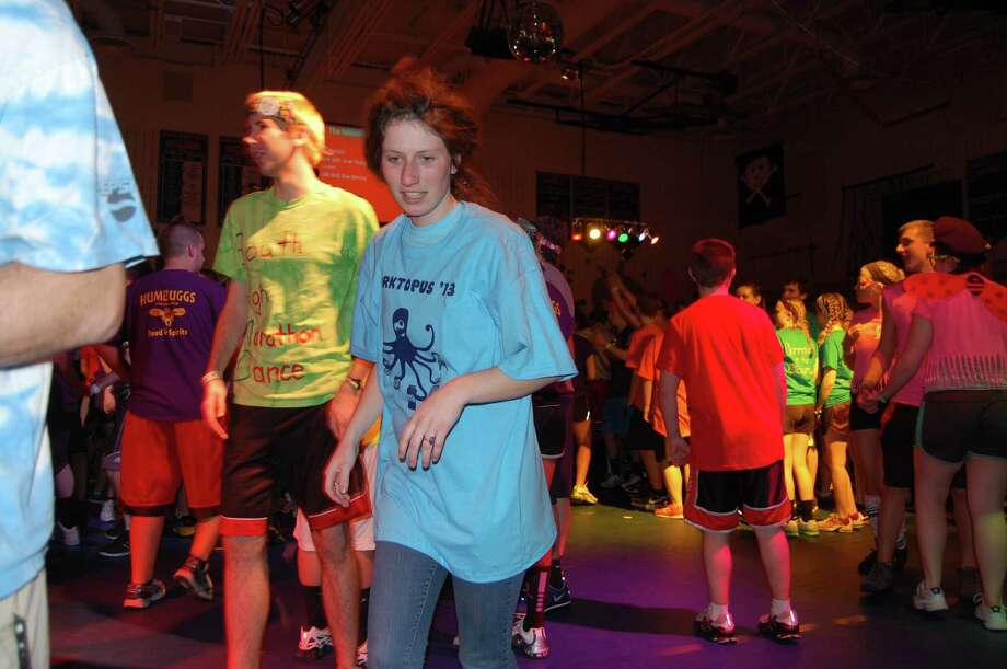 Were you seen at the 36th annual South High Marathon Dance, a 28-hour dance event to raise money for local charities, at the South Glens Falls High School on Saturday,  March 2, 2013? Photo: Kiley Stevens