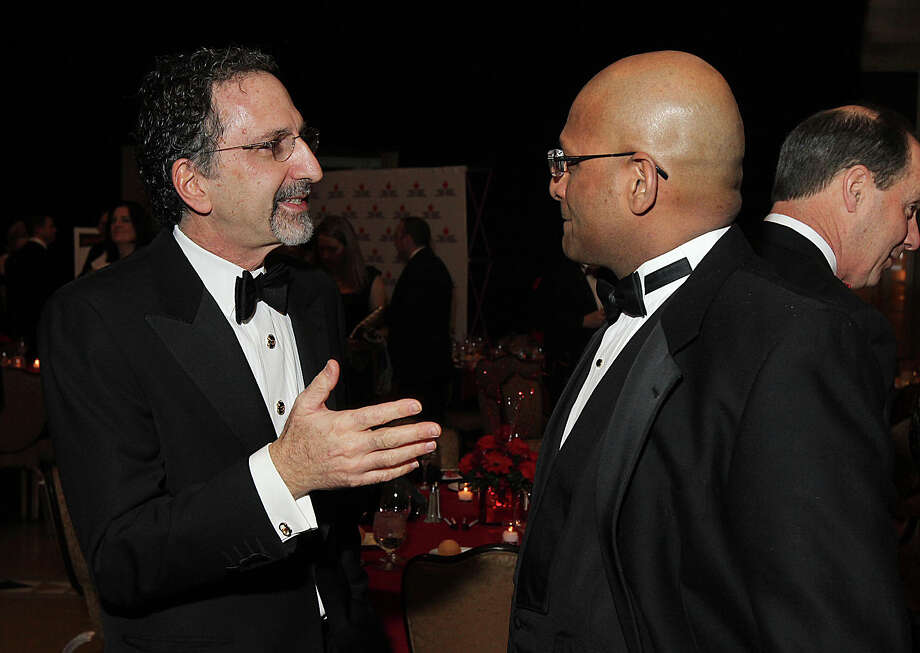 Were you Seen at the 30th Annual Capital Region Heart Ball, a benefit for the the American Heart Association and the American Stroke Association, at the Hall of Springs in Saratoga Springs on Saturday, March 2, 2013? Photo: Joe Putrock/Special To The Times Union