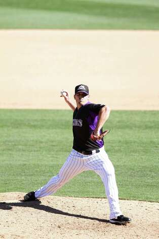Jeff Manship, Colorado Rockies Spring Training Photo: Jason Wise, Jason Wise Photography / ©Jason Wise Photography