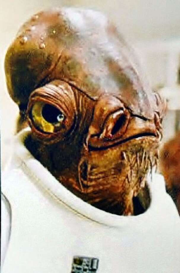 A fine alien specimen from Star Wars. Photo: Multiple