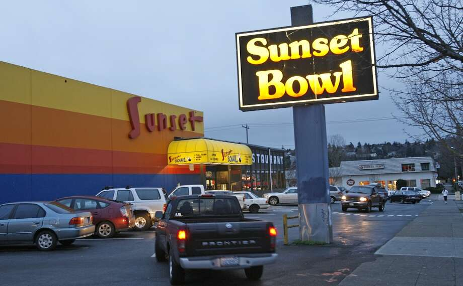 3. Sunset Bowl in Ballard: A big piece of the neighborhood died when this place closed in 2008. It had just hit its 50th anniversary.