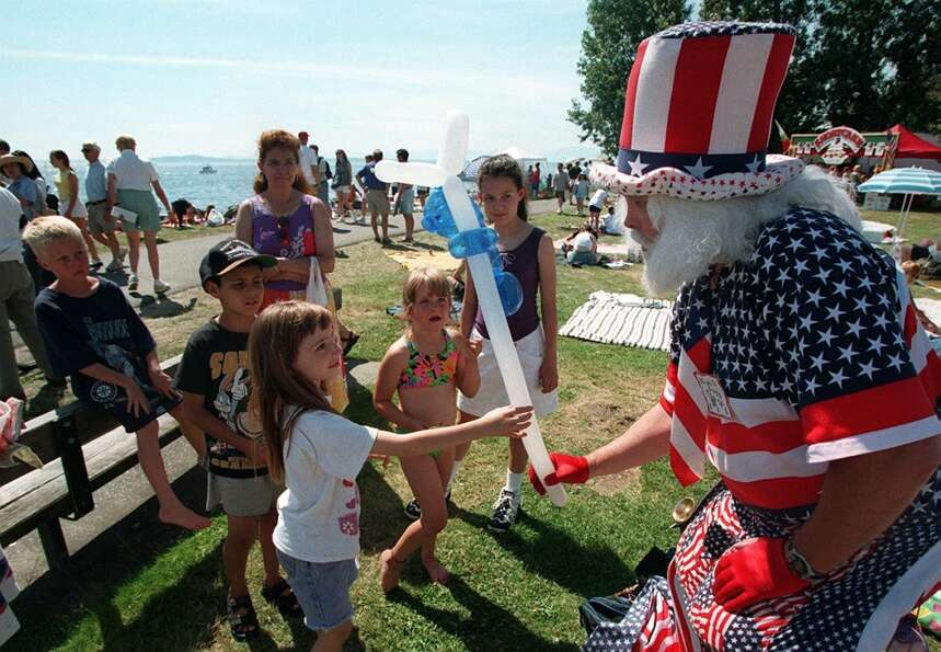 9. Ivar's Fourth of July at Elliott Bay: Seattle was always spoiled with two great fireworks