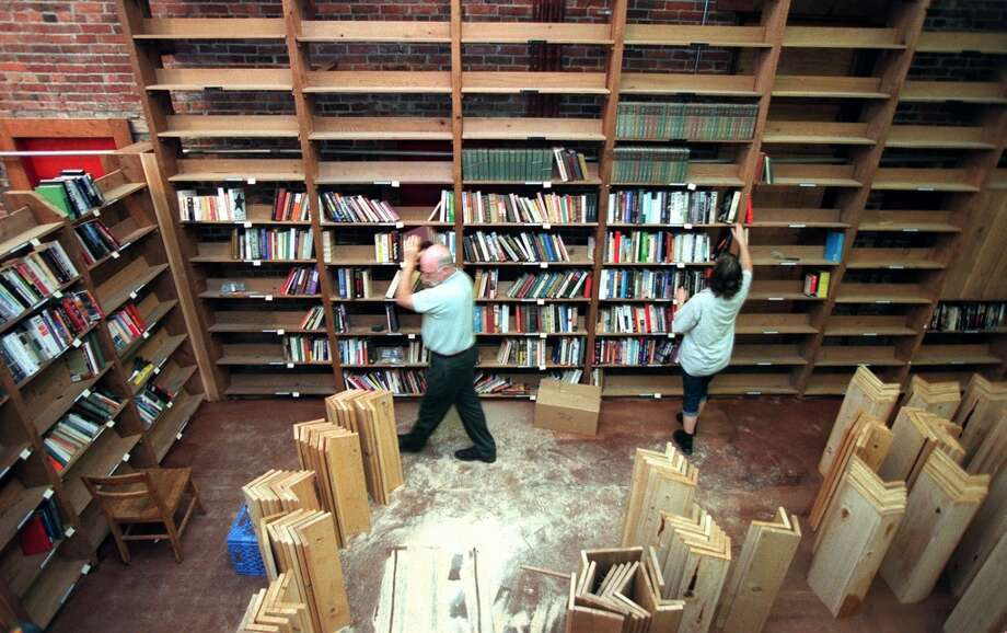 12. Elliott Bay Book Co. in Pioneer Square: It was the heart of the hood for 30-plus years, until it moved to Capitol Hill in 2010. The new space is beautiful, but the old EBB embodied a time when Pioneer Square brimmed with art walks, print and promise. (Old space is pictured in 1999).