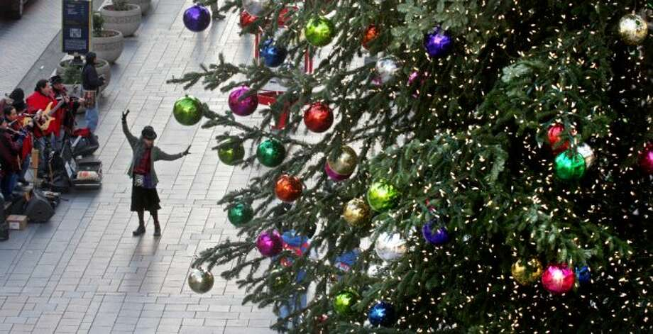 13. A real Christmas tree at Westlake: 2012 was the first year that Westlake Center went with a fake Christmas tree for its annual tree-lighting and holiday tradition. It was done in the name of sustainability, which is commendable. Just not as pretty.