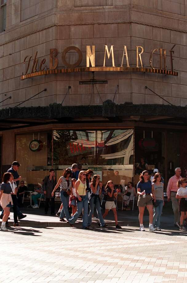 22. The Bon Marche: When ''the Bon'' became Macy's in 2005, Seattle took a small step toward cookie-cutter citydom.
