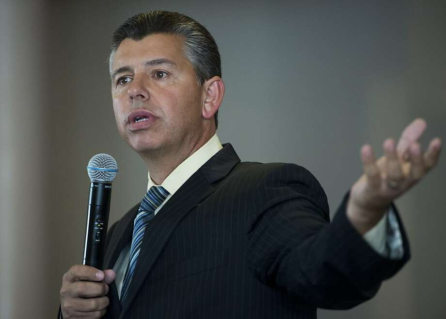 Abel Maldonado, who lost a bid for Congress last year, has formed a committee to raise funds for a gubernatorial bid. Photo: Bill Clark, Roll Call/Getty Images