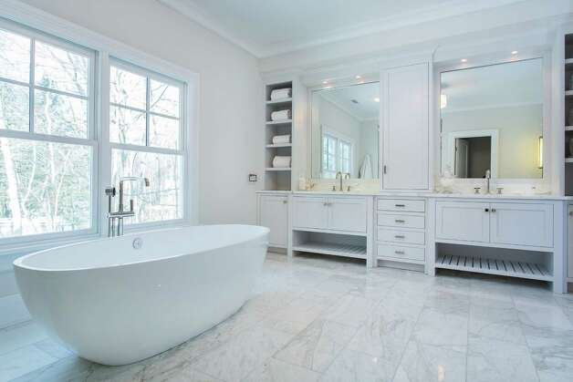 On the market new colonial launches developer 39 s for Soaking tub in master bedroom
