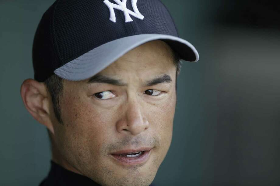 Ichiro Suzuki of the Yankees said he wasn't sore a day after being involved in a car accident. No one was injured.