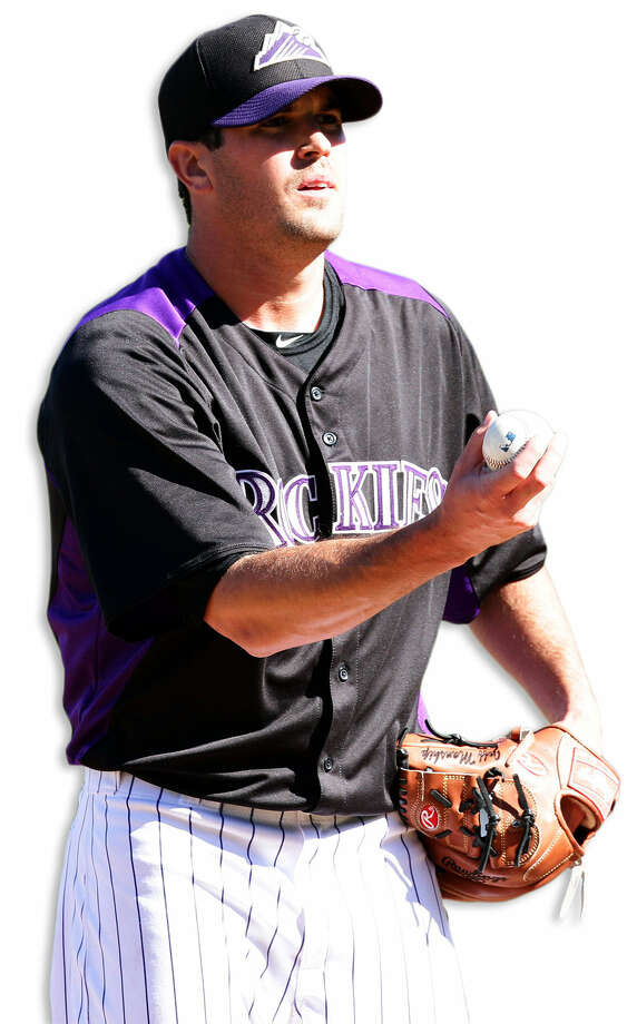 Jeff Manship signed in offseason with the Rockies. Photo: Courtesy Photo