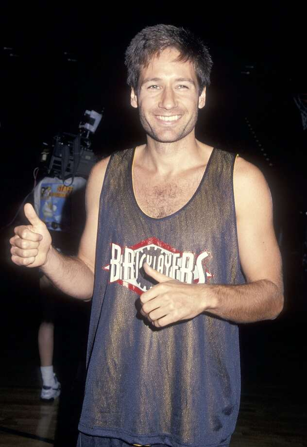 David Duchovny in 1994.