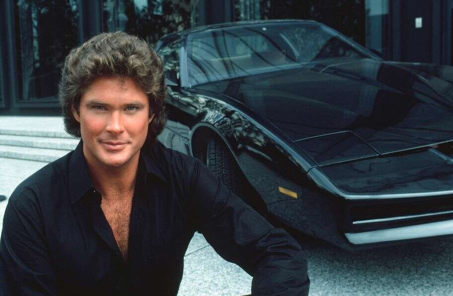 David Hasselhoff's intelligent ride, the Knight Industries Two Thousand, or KITT, was a modified 198