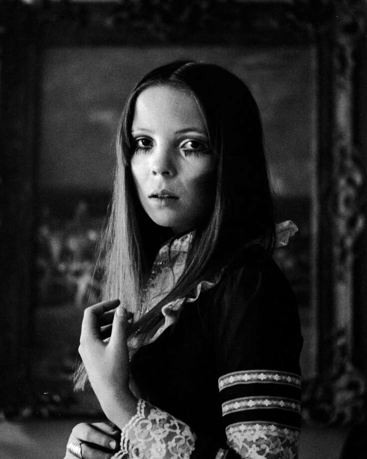 English fashion model Penelope Tree was first photographed by well-known photographer Diane Arbus at the age of 13. Photo: Pictorial Parade, Getty Images / 2005 Getty Images