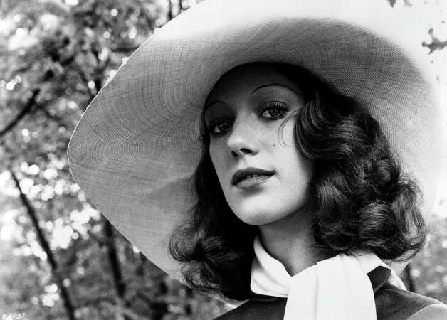 "Yves Saint Laurent dubbed Marisa Berenson ""the girl of the seventies,"" but she began to make her mark in the late-60s. Photo: Hulton Archive, Getty Images / Archive Photos"
