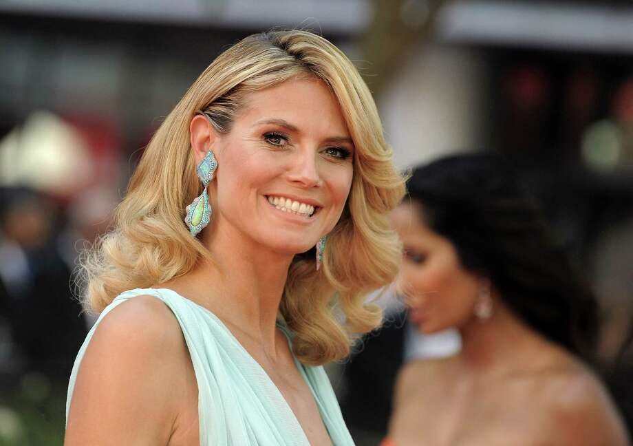 "Heidi Klum was named a judge on ""America's Got Talent."" Photo: Jordan Strauss / Associated Press"