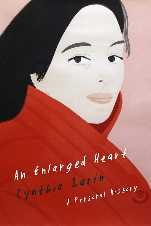 An Enlarged Heart: A Personal History, by Cynthia Zarin Photo: Knopf