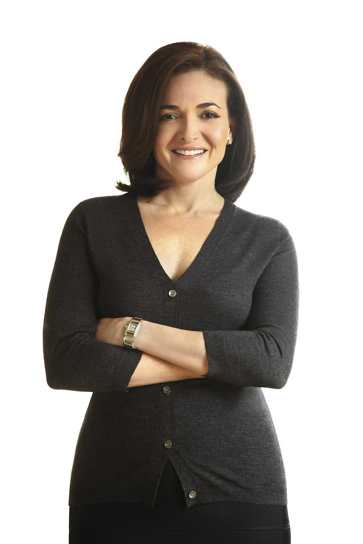 Sheryl Sandberg. Claim to fame: COO of Facebook. Author of best-selling feminist tome