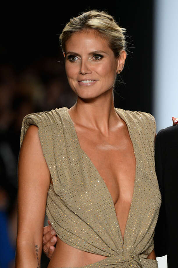 Heidi Klum is newest 'Talent' judge.