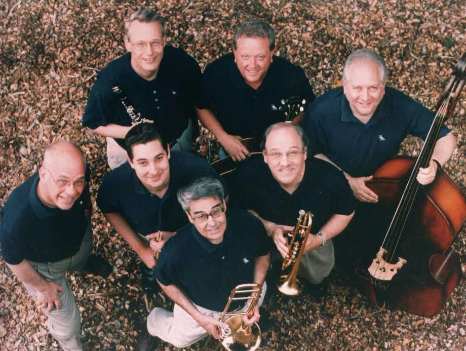 The Jim Cullum Jazz Band in 2000. Photo: COURTESY PHOTO