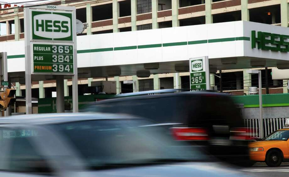 Hess Corp., whose filling stations stretch from New Hampshire to Florida, plans to leave the retail sector and broaden its exploration and production capabilities. Photo: CX Matiash, STF / 2012 all rights reserved