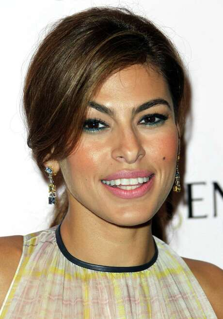 "LOS ANGELES, CA - MAY 02: Actress Eva Mendes attends the Screening of ""Girl In Progress"" at the Directors Guild of America on May 2, 2012 in Los Angeles, California.  (Photo by Frederick M. Brown/Getty Images) Photo: Frederick M. Brown, Stringer / 2012 Getty Images"