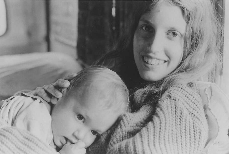 Leslie Reynolds, who now lives in Berkeley, learned midwifery in Tennessee. Photo: Unknown