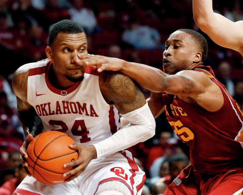 4. Oklahoma (19-9, 10-6): Is it any real surprise that the team of Lon Kruger, still fourth in KSU history for career free-throw percentage, breaks an NCAA record by sinking 34 without a miss against Iowa State? Photo: Steve Sisney, Associated Press / The Oklahoman