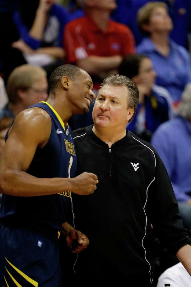 7. West Virginia (13-16, 6-10):  Bob Huggins headed for his first conference losing record since his first team at Akron was 6-10 in 1985. Photo: Orlin Wagner, Associated Press / AP
