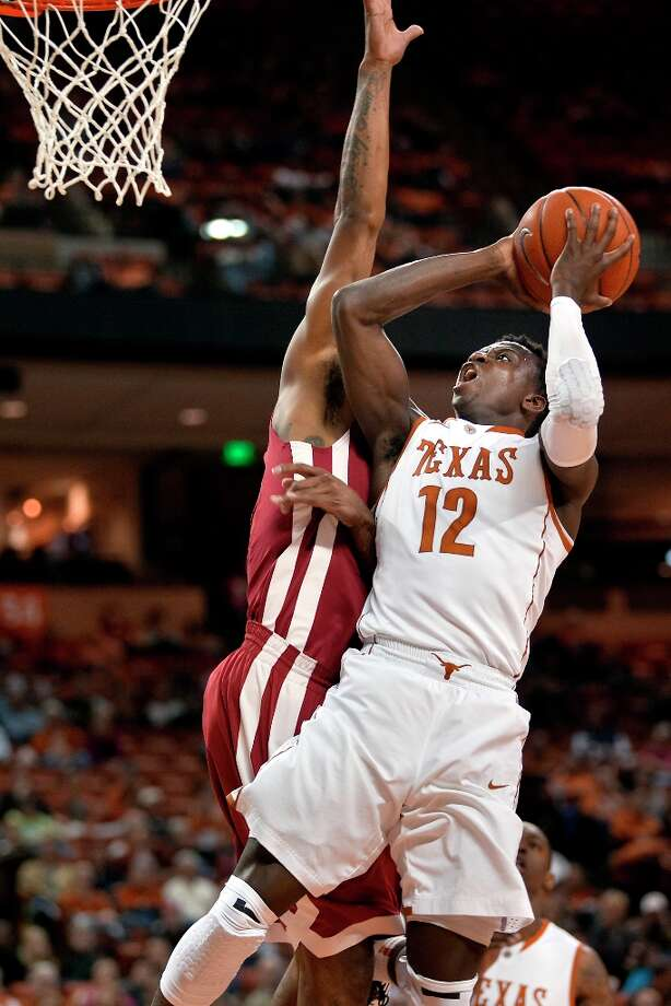 8. Texas (13-16, 5-11): Since his return, Myck Kabongo leading Longhorns in scoring, assists, steals and minutes played and is second in rebounding. Photo: Laura Skelding, Associated Press / Austin American-Statesman