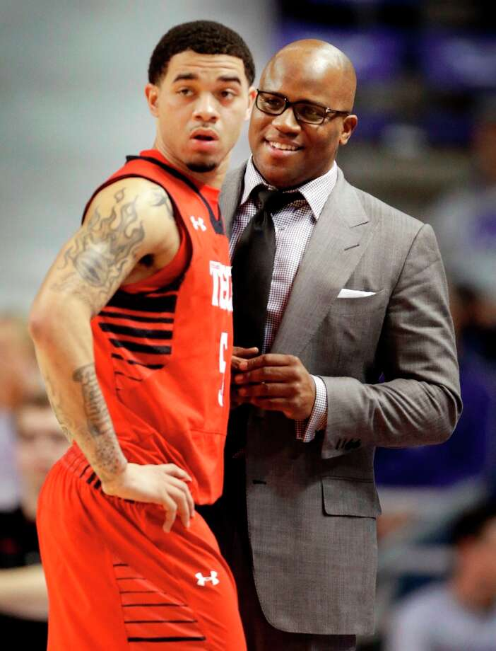 9. Texas Tech (10-17, 3-13): Chris Walker's job status will be overriding question once the Red Raiders hit Kansas City for the tournament. Photo: Orlin Wagner, Associated Press / AP