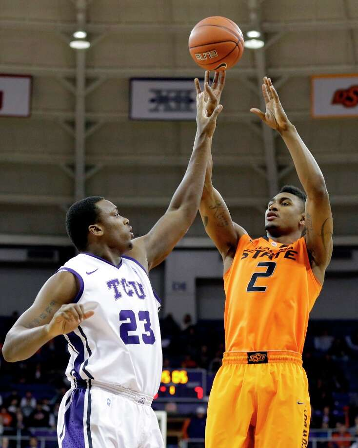 10. TCU (10-19, 1-15): Devonta Abron's late surge has thrown him into the middle of the competition for Big 12′s newcomer of the year. Photo: Tony Gutierrez, Associated Press / AP
