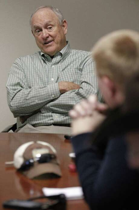 Nolan Ryan helped turn around the Rangers, but the Hall of Famer reportedly is considering leaving. Photo: Paul Moseley / Fort Worth Star-Telegram