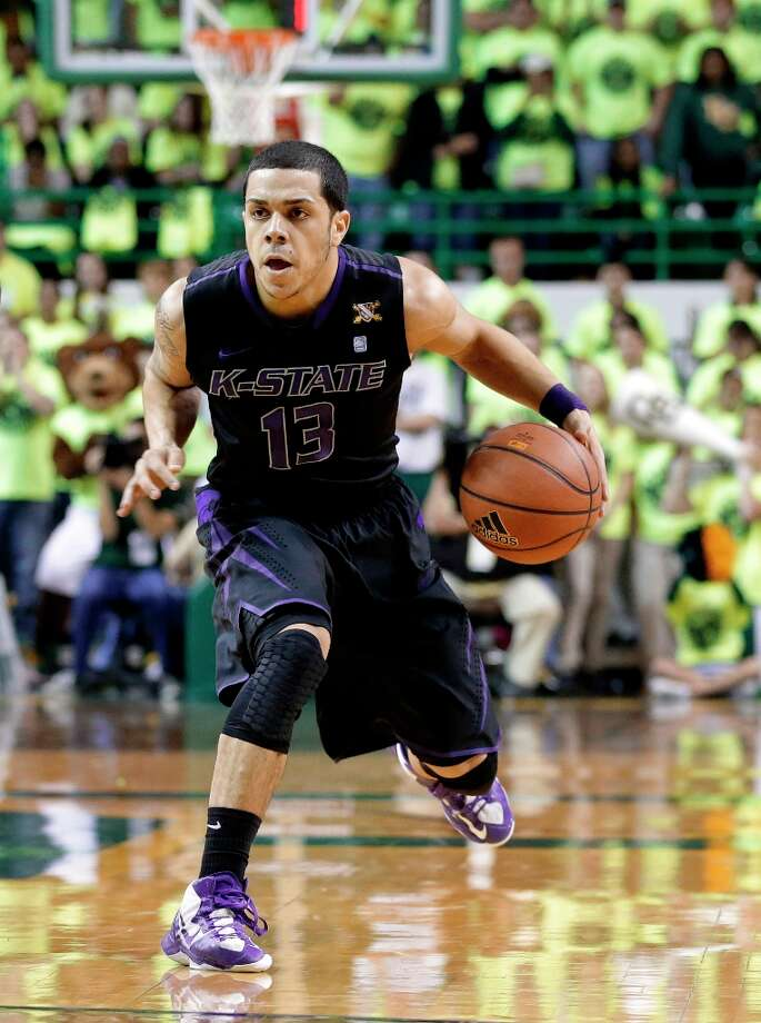 Who's hot - Kansas State G Angel Rodriguez:Went for 13 points and eight assists in the Wildcats' victory at Baylor. Rodriguez is averaging 16 points per game in his last eight games and 7.6 assists in his last five games. Photo: Tony Gutierrez, Associated Press / AP