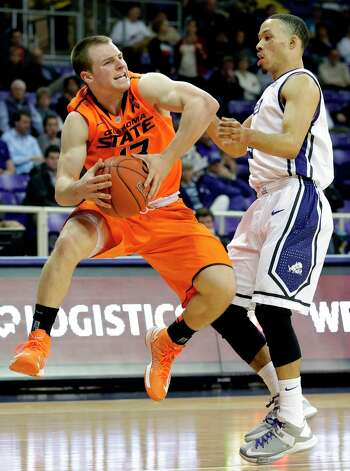 Who's hot - Oklahoma State G Phil Forte: Went for 14 points in 14 minutes against Texas. It was the first time in his career that Forte matched his minutes with points. And with four 3-pointers against the Longhorns, it was the sixth time this season the freshman guard has hit at least four 3-pointers in a game. Photo: Tony Gutierrez, Associated Press / AP