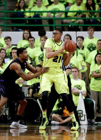 Who's hot - Baylor C Isaiah Austin: Went for 11 points and 12 rebounds in the Bears' loss against Kansas State. It was his 10th double-double this season and first in six games. Photo: Tony Gutierrez, Associated Press / AP
