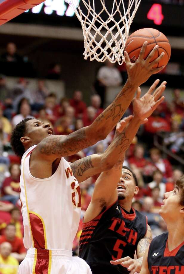 Not - Iowa State G-F Will Clyburn:Matched his low for a conference game this season with six points in the Cyclones' loss at Oklahoma. Photo: Justin Hayworth, Associated Press / FR170760 AP