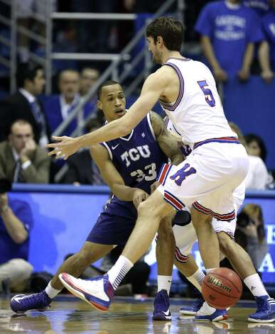 Not - TCU F Garlon Green: Continued his recent shooting woes, hitting 2 for 10 from the field against Texas Tech. Green is shooting 23.9 percent from the field and averaging 6.4 points in his last seven games. Photo: Ed Zurga, Getty Images / 2013 Getty Images