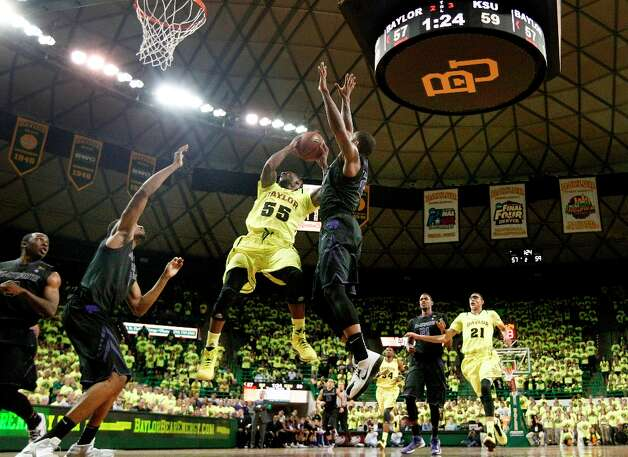 Not - Baylor G Pierre Jackson: Despite going for 18 points against Kansas State, his shooting slump continued. Jackson has hit 33.3 percent (16 of 48) during his last three games. Photo: Tony Gutierrez, Associated Press / AP
