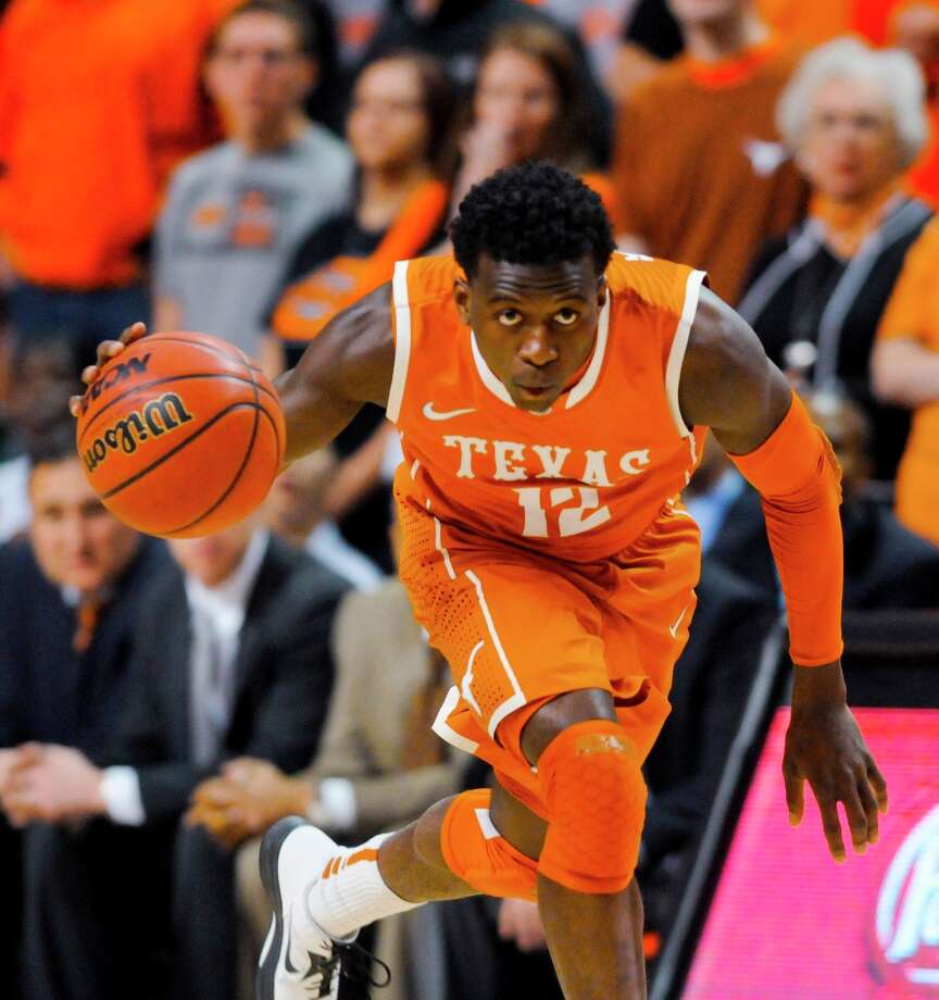 Not - Texas G Myck Kabongo: Scored a season-low seven points and had seven turnovers in the Longhorns' loss to Oklahoma State. Photo: Brody Schmidt, Associated Press / FR79308 AP