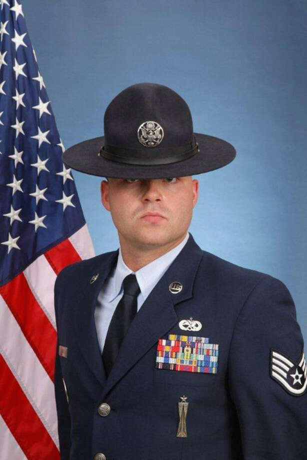 Staff Sgt. Ryan Deraas was accused of assaulting two recruits and of improper relationships with other trainees.