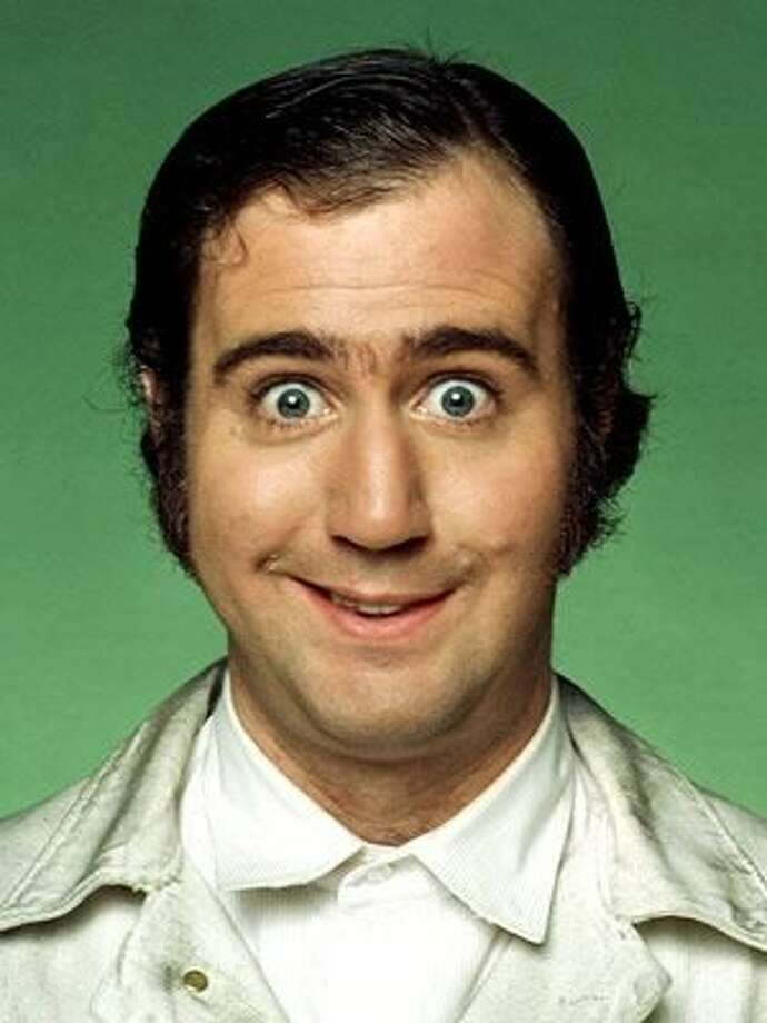 Andy Kaufman Photo: Paramount Television