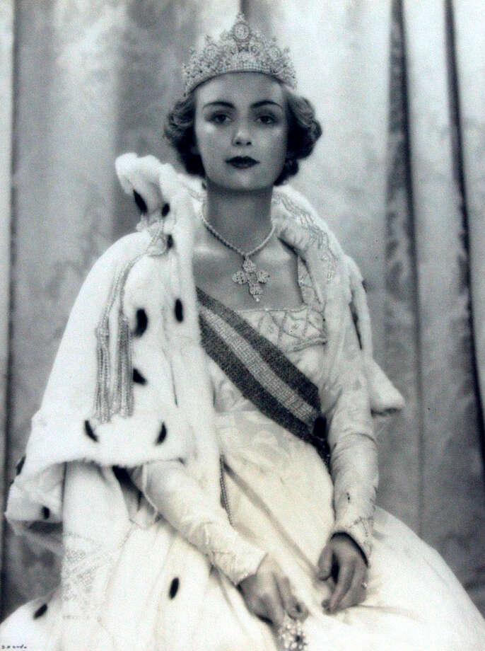 1937, Josephine Spencer: Queen of the Court of Imperial Russia. Photo: San Antonio Express-News File Photo / SAN ANTONIO EXPRESS-NEWS