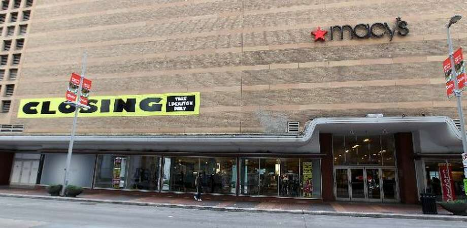 Downtown's only department store is expected to close this weekend.