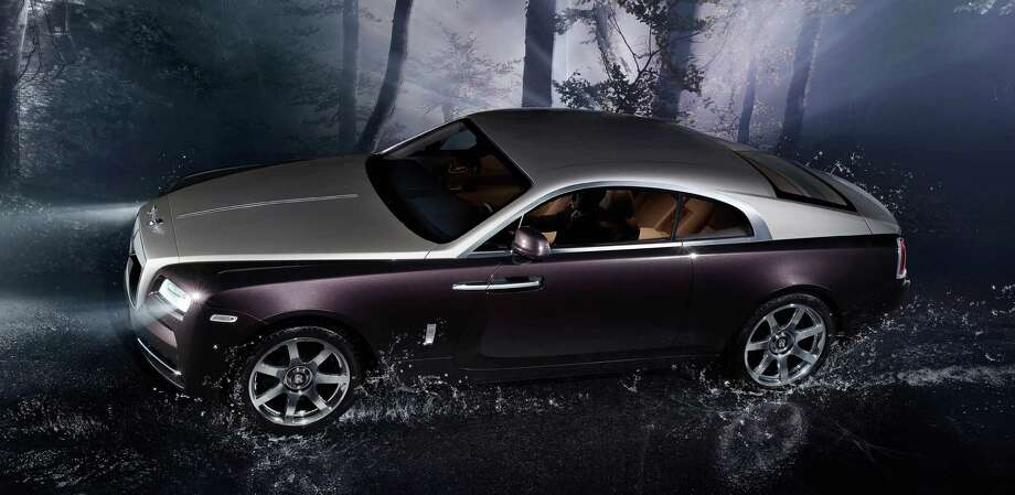 The Rolls Royce Wraith. Photo: Rolls Royce