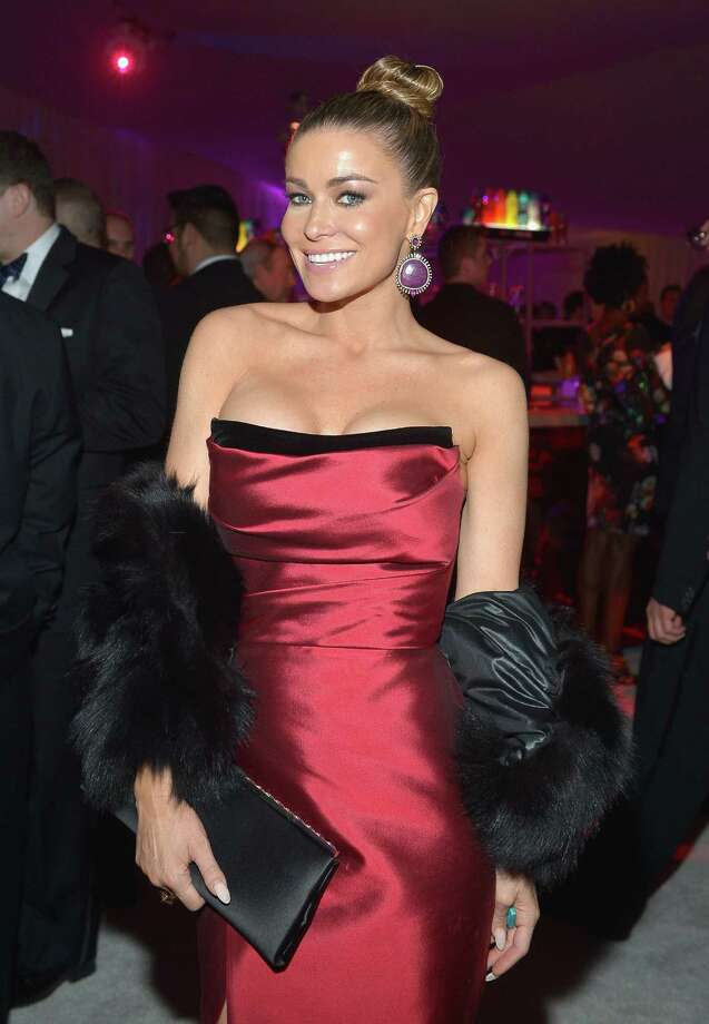 Carmen Electra attends Neuro at 21st Annual Elton John AIDS Foundation Academy Awards Viewing Party at Pacific Design Center on February 24, 2013 in West Hollywood. Photo: Charley Gallay, Getty Images For Neuro / 2013 Getty Images