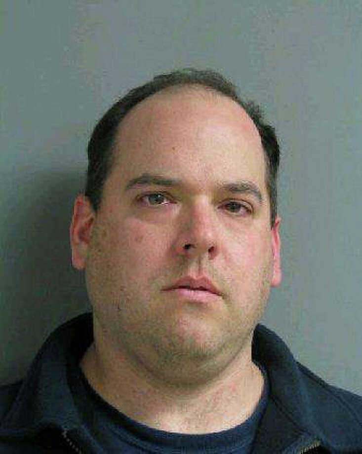 Frank Meyer, suspect in a sex slave case, is suspended from his job as a West Haven dispatcher Photo: West Haven Police, West Haven Police Department / West Haven Police