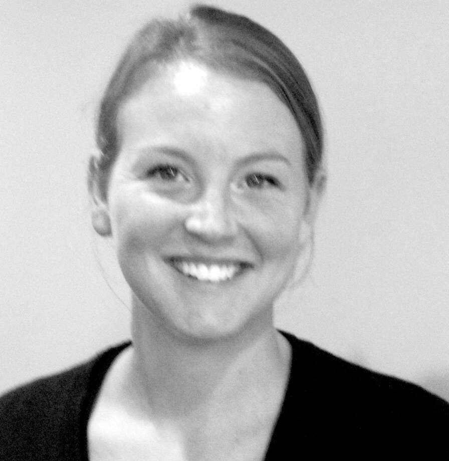 Jessica Herlihy is the coordinator of Family Centers' Reaching Independence Through Employment (RITE) program. Photo: Contributed Photo