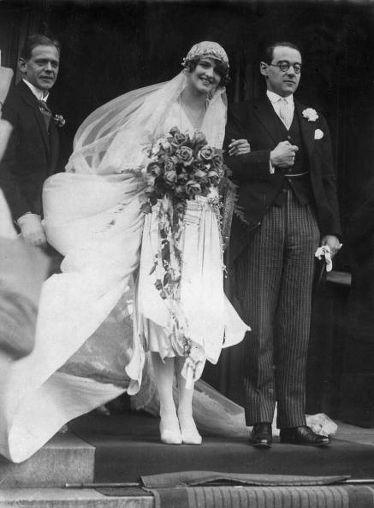 1925: Prince Otto von Bismarck on his wedding day. The Texas wedding trend coming to a small town near you A stylist and fashion photographer's dream New Orleans wedding