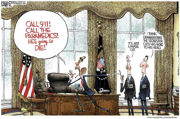Photo: Michael Ramirez (Investor's Business Daily)