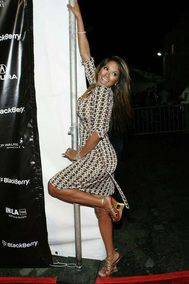 Traci Bingham arrives at a Hollywood event in 2006. Photo: Michael Buckner, Getty Images / Getty Images North America