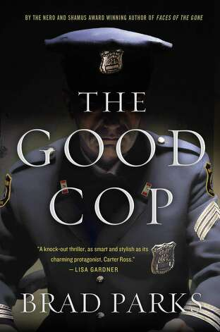 "The latest Brad Parks crime novel ""The Good Cop"" follows the illegal trafficking of guns from Virginia - where it easy to buy weapons - to New Jersey, which has some of the toughest gun laws in the country. Photo: Contributed Photo"